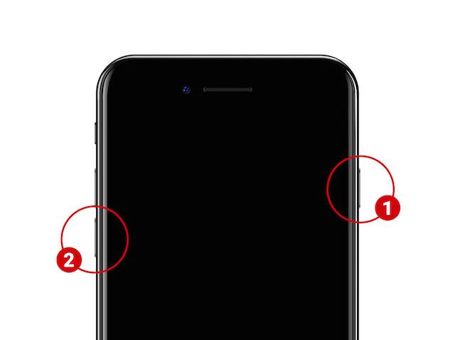 Что делать если айфон работает а экран нет 89