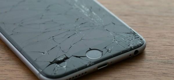 замена сломанного iphone